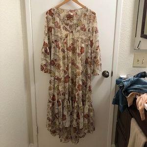 Target Mossimo Bohemian Dress